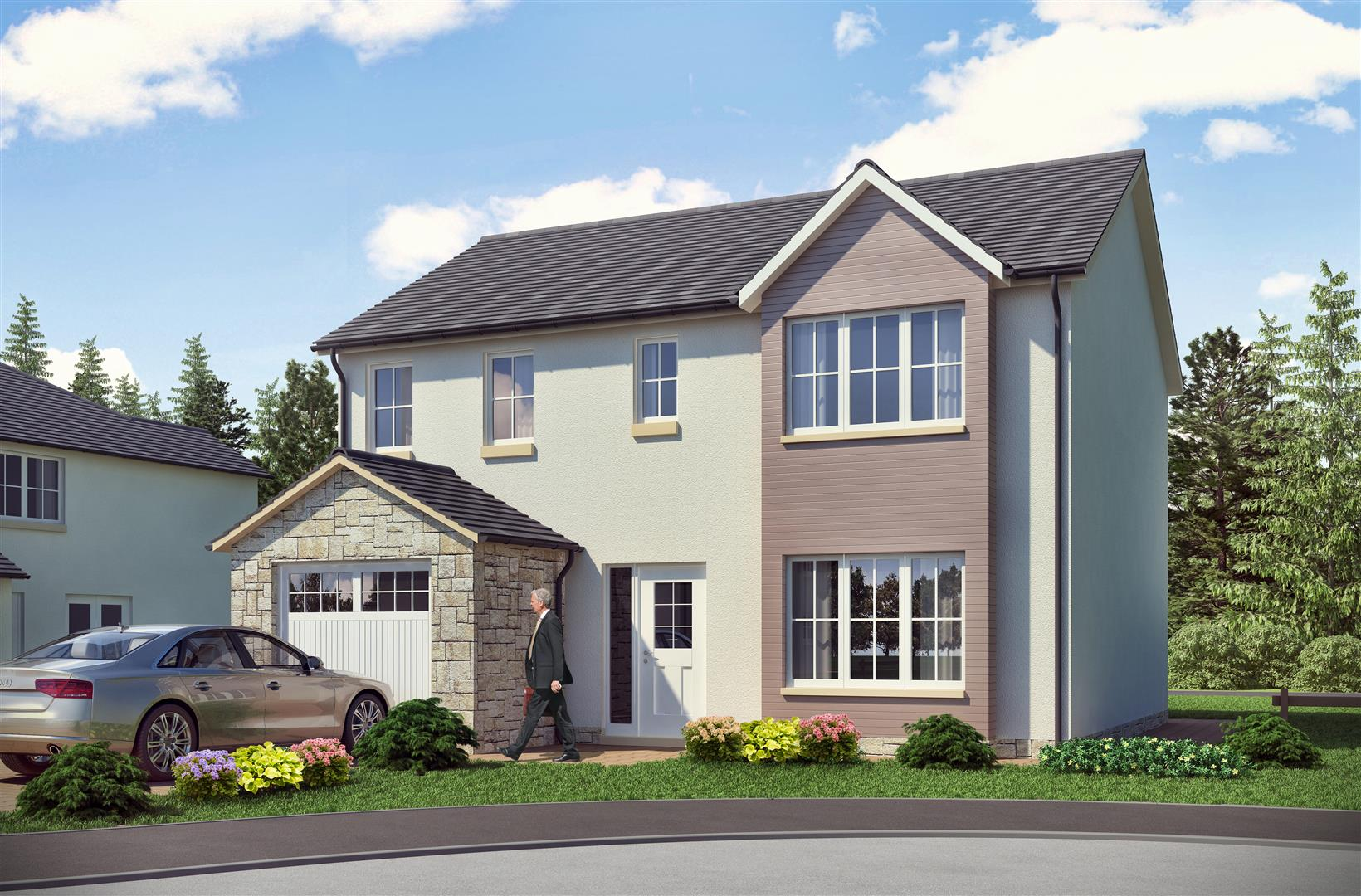 Plot 15g Craigtoun Levenfields